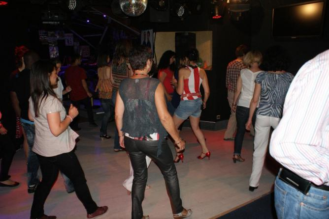 Soirée Fiesta Latina au Balladin à Gap