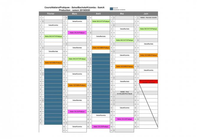 Calendrier cours ateliers pratiques sbk fev a juin 20 by samia gap page 001